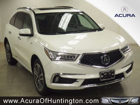 New 2017 Acura MDX Sport Hybrid SH-AWD with Advance Package