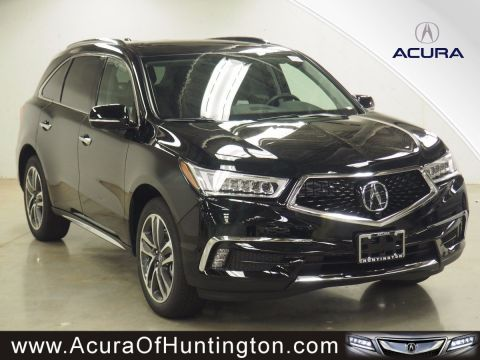 New 2018 Acura MDX AWD ADVANCE With Navigation