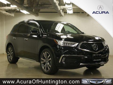 New 2019 Acura MDX AWD ADVANCE 7P ENTERTAINMENT