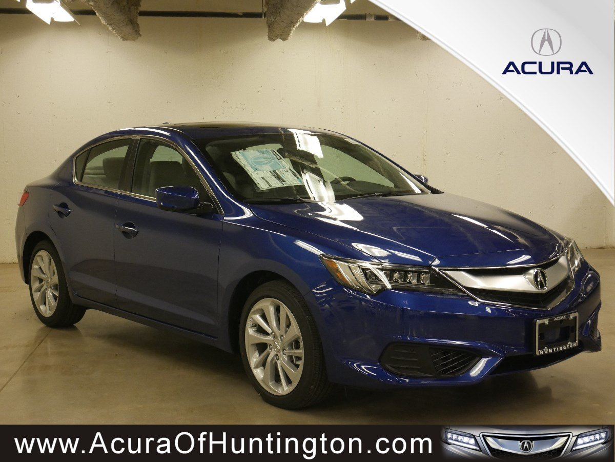 New 2018 Acura ILX Base 4dr Car in Huntington N