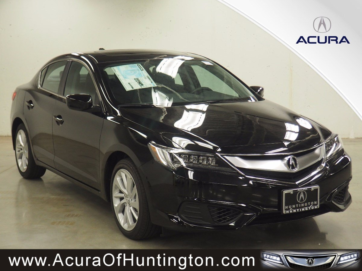 new 2017 acura ilx with premium package 4dr car in huntington n17057 acura of huntington. Black Bedroom Furniture Sets. Home Design Ideas
