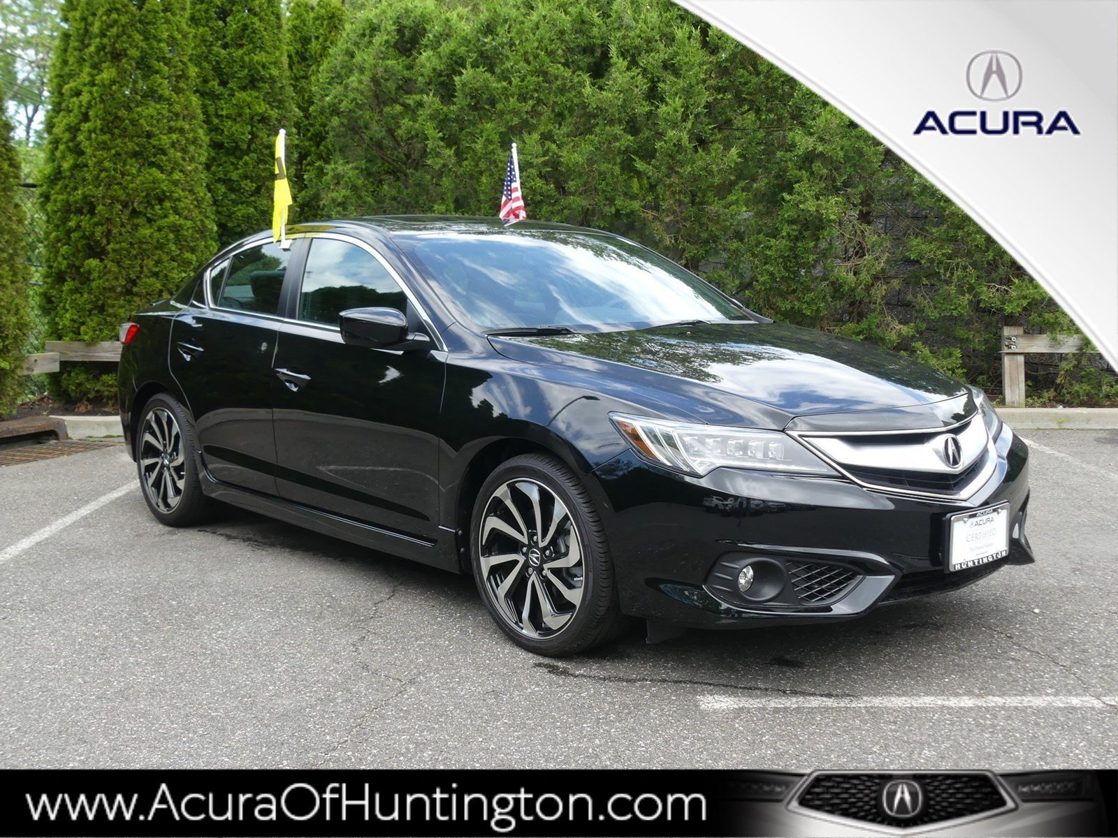 New 2017 Acura Ilx With Premium And A Spec Package