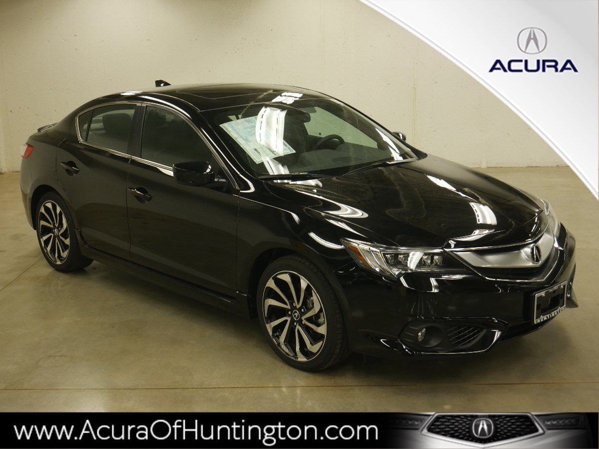 New 2017 Acura ILX With Premium And A-SPEC Package 4dr Car