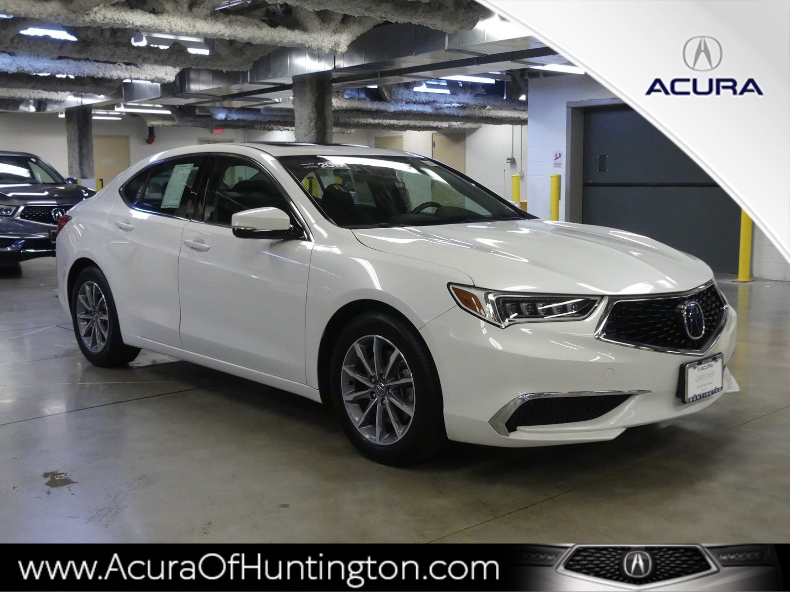 Certified Pre-Owned 2019 Acura TLX w/Technology Pkg