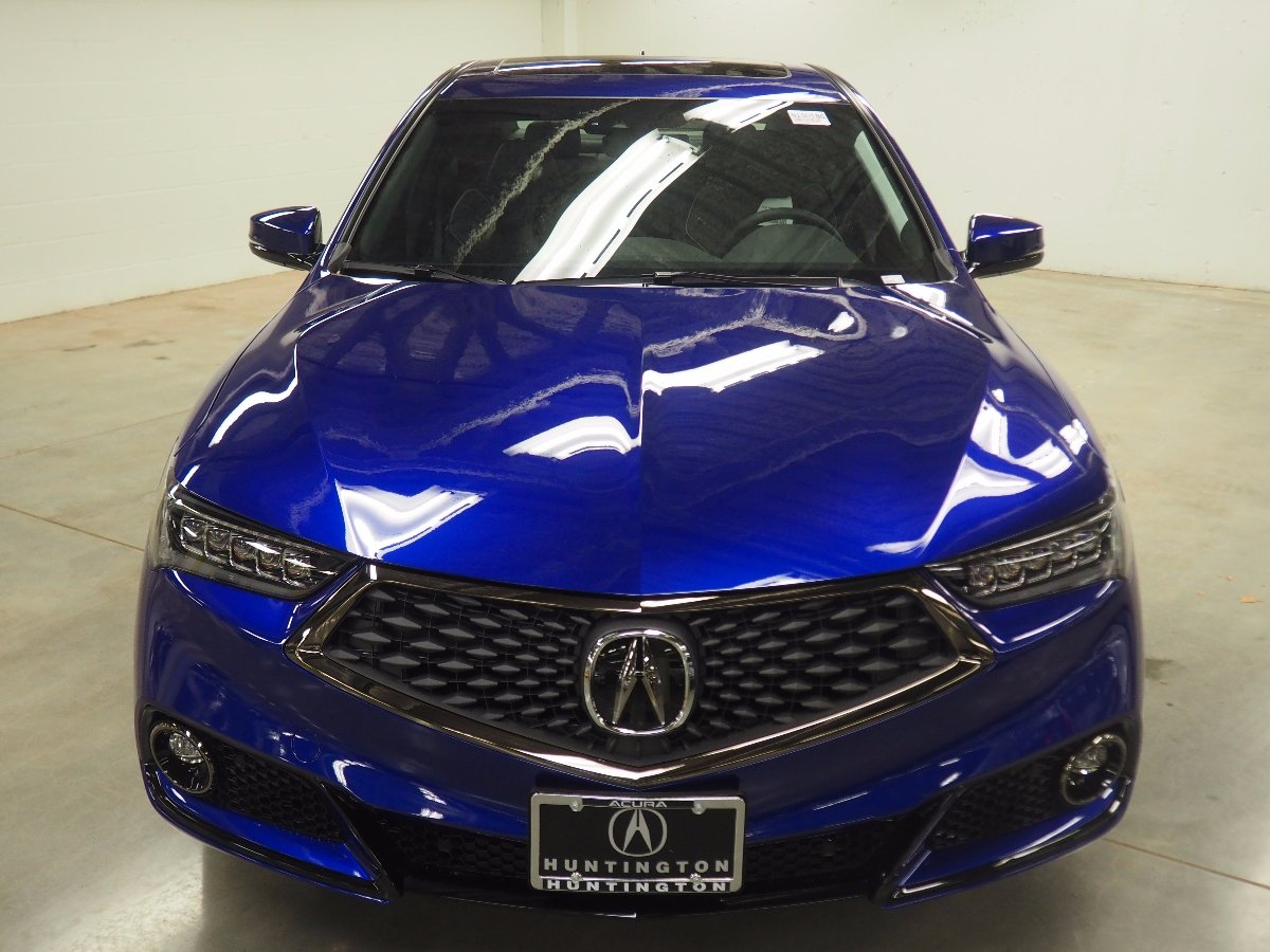 new 2018 acura tlx 3 5 v 6 9 at p aws with a spec 4dr car in