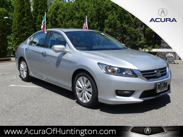 Pre-Owned 2014 Honda Accord Sedan EX-L FWD 4dr Car