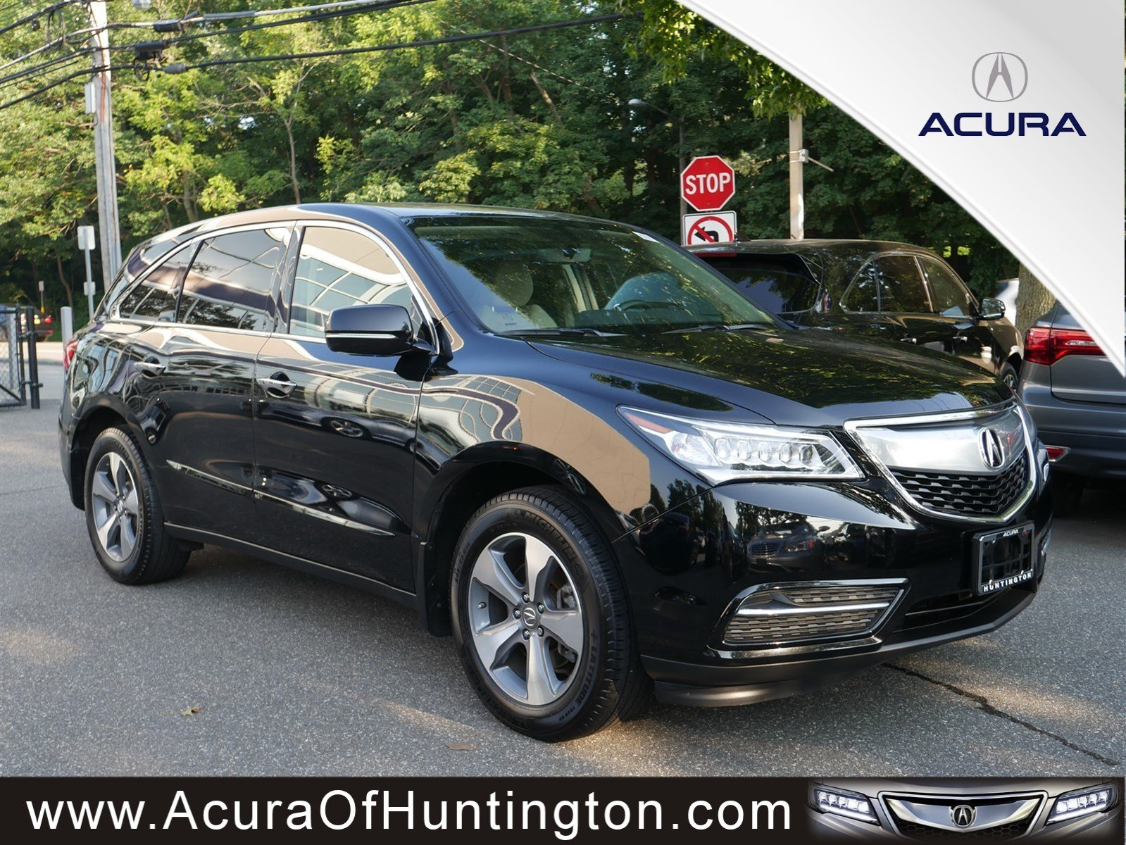 Certified PreOwned Acura MDX SHAWD Sport Utility In - Pre own acura