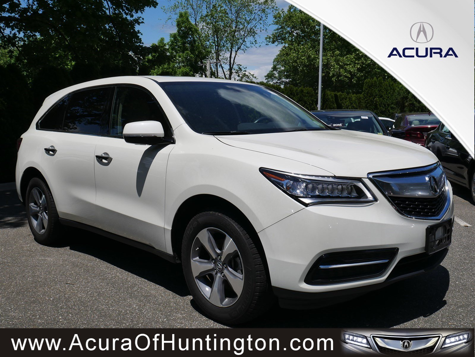 Certified PreOwned Acura MDX SHAWD Sport Utility In - Acura mdx pre owned