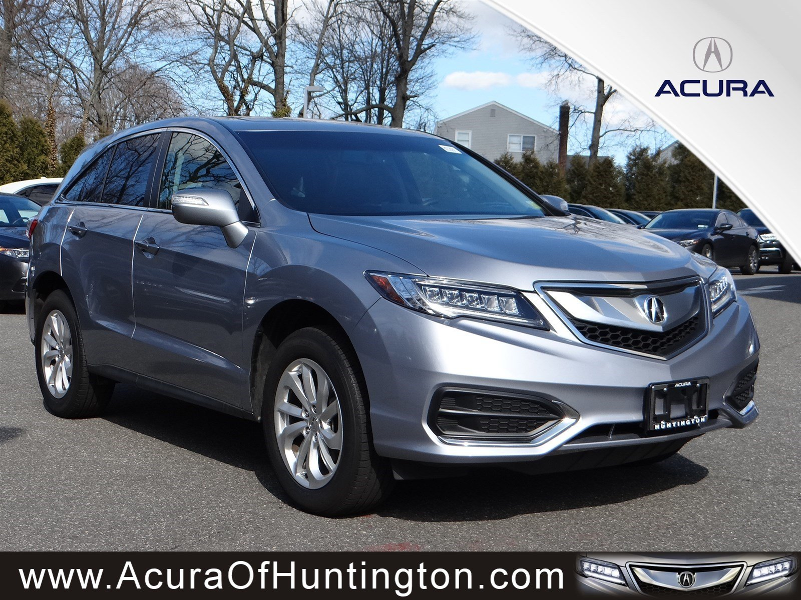 Pre Owned 2016 Acura RDX Sport Utility in Huntington UA7304