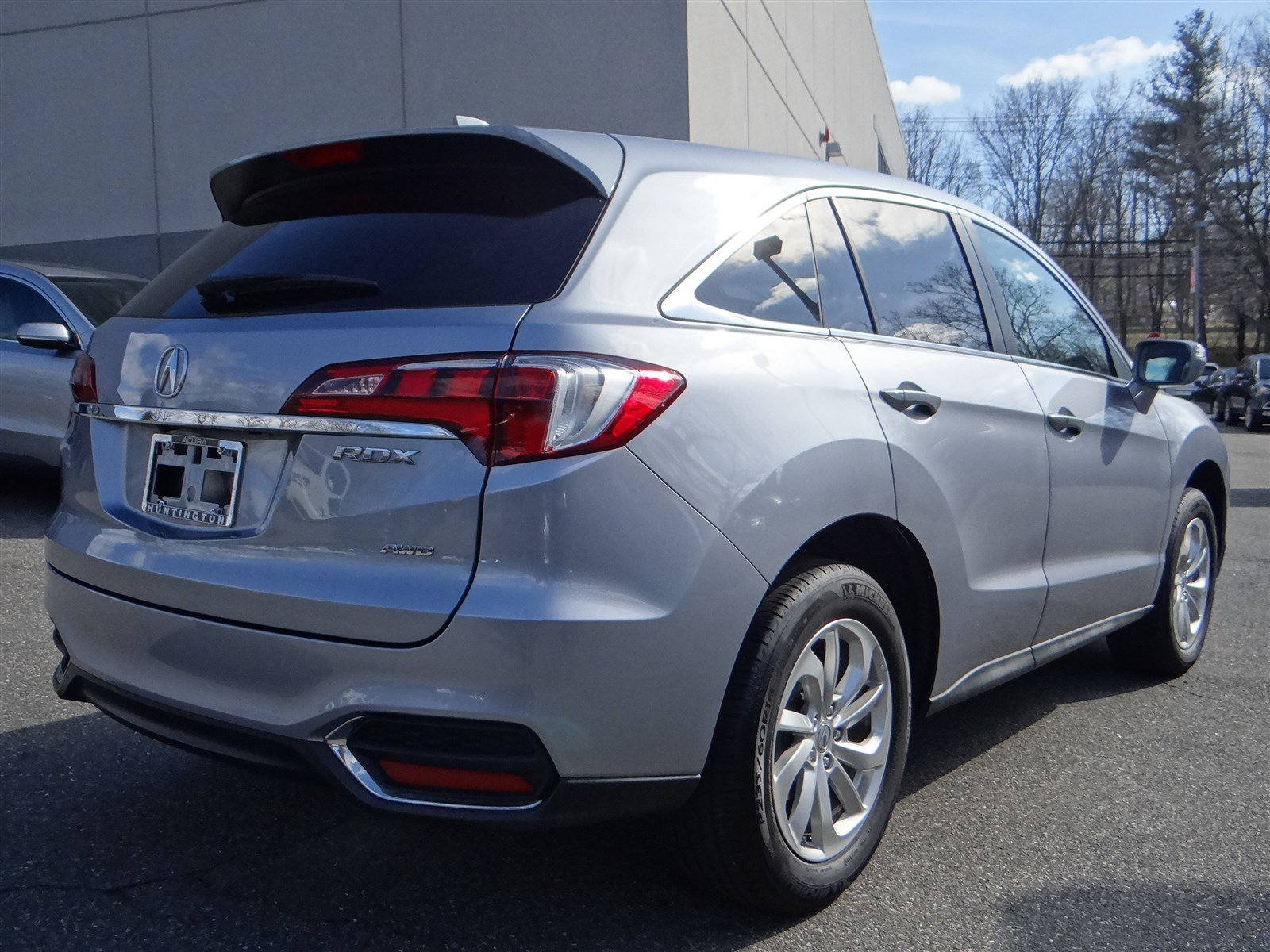 Certified Pre Owned 2016 Acura Rdx Sport Utility In Huntington Ua7304 Of