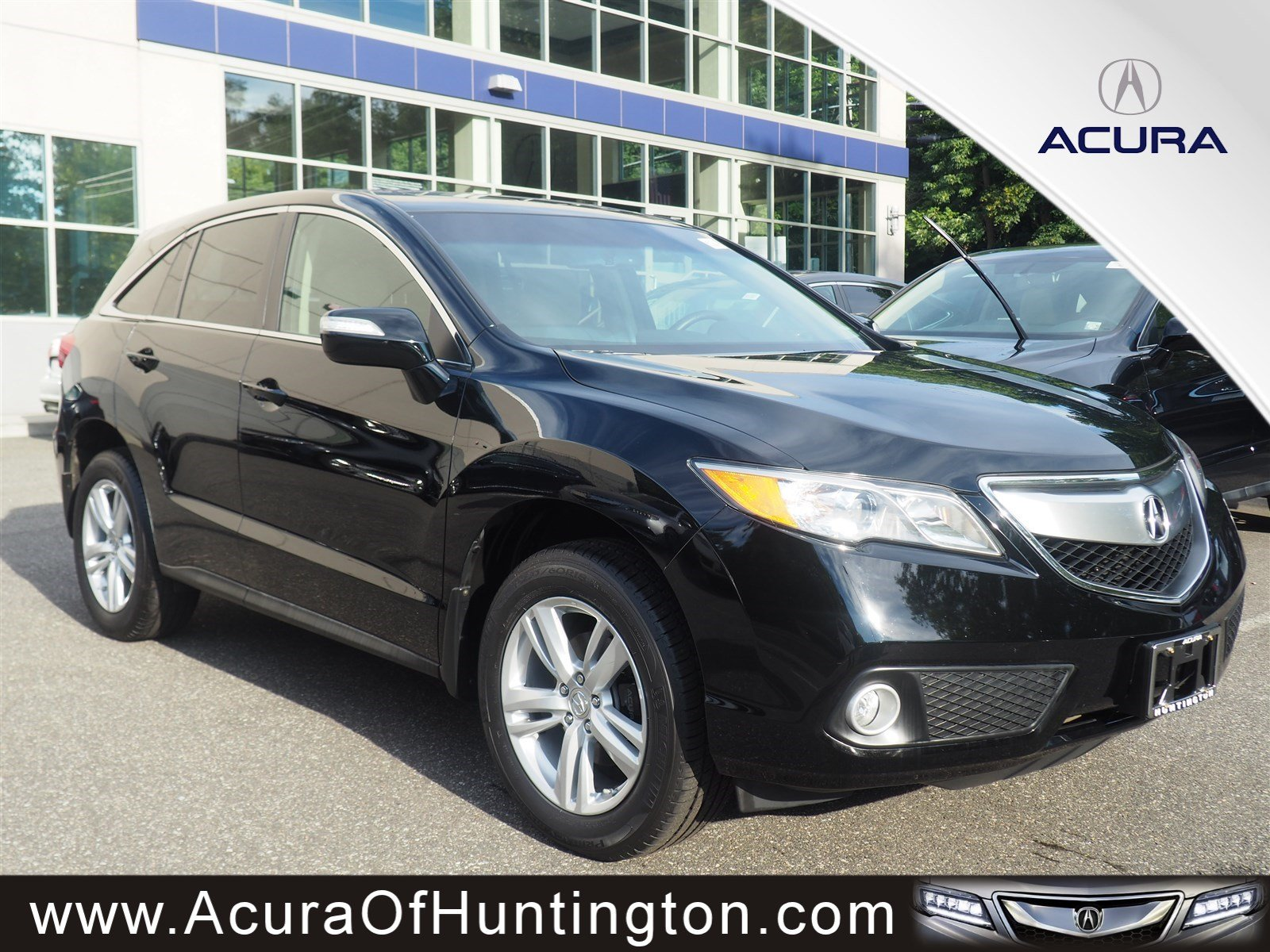 Pre Owned 2015 Acura RDX Sport Utility in Huntington UA7121