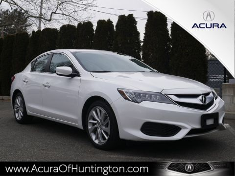 Certified Pre-Owned 2017 Acura ILX with Premium Package