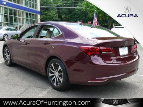 Certified Pre-Owned 2015 Acura TLX