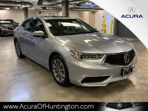 New 2020 Acura TLX Base